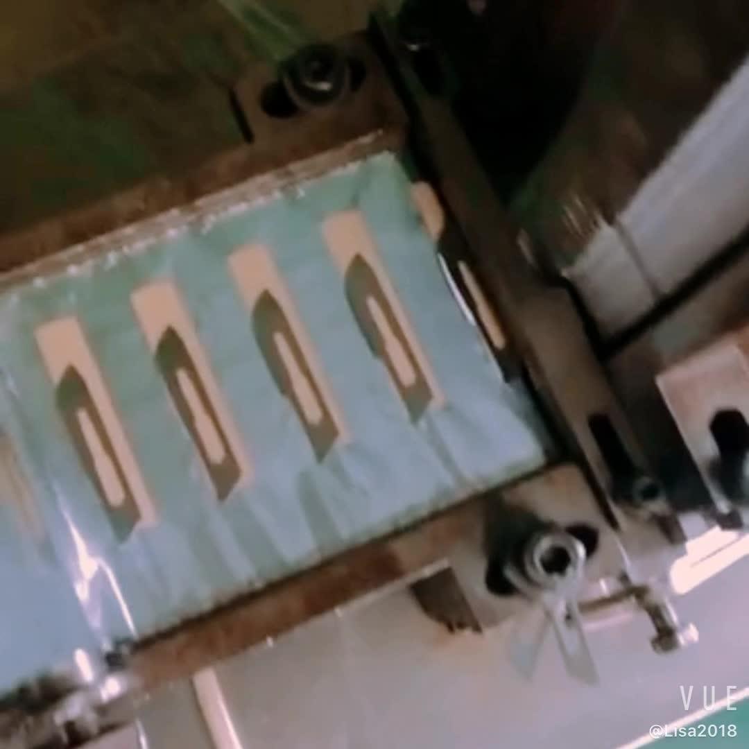 डिस्पोजेबल सर्जिकल सर्जिकल ब्लेड कार्बन स्टेनलेस स्टील आकार के प्रकार और सर्जिकल ब्लेड का उपयोग करता है