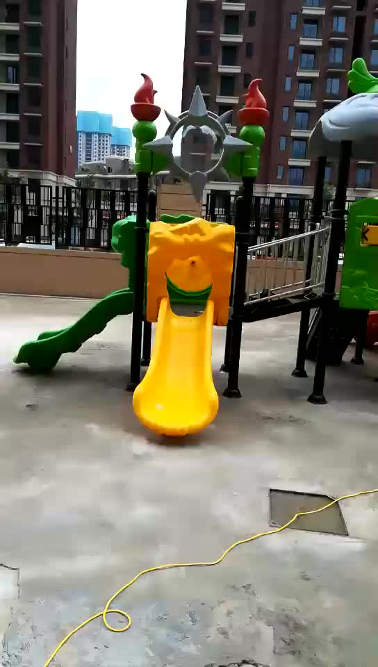 China Good Quality Kids Outdoor Professional Playground