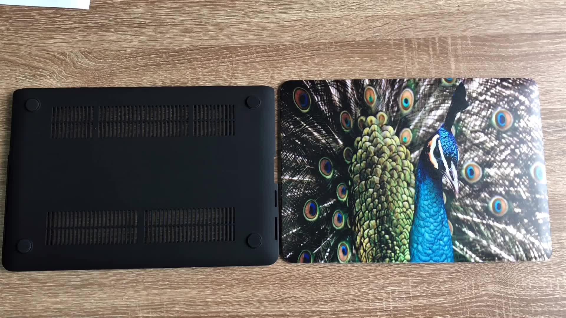 Custom Patroon Laptop Hard Case Cover Voor Macbook Pro air retina 11 12 13 15