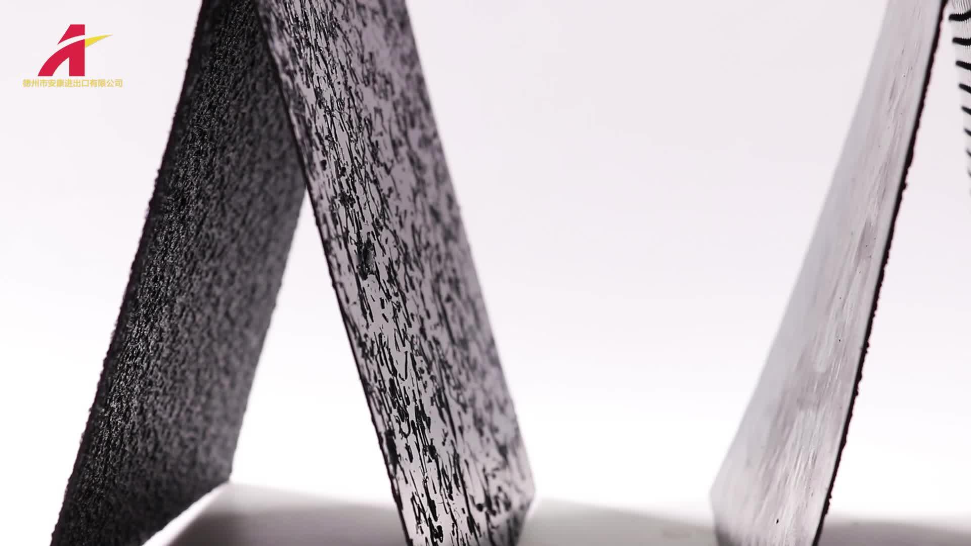 ASTM HDPE Geomembrana para productos químicos para Stock tanques de agua de