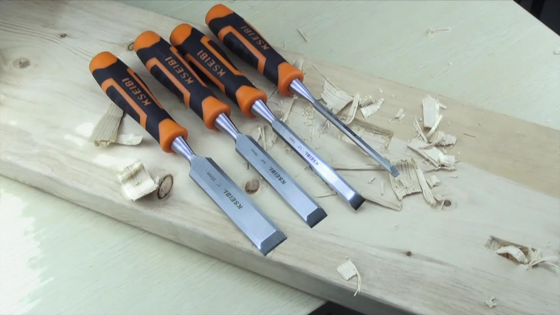 KSEIBI de cincel de carpintero herramientas para trabajar la madera