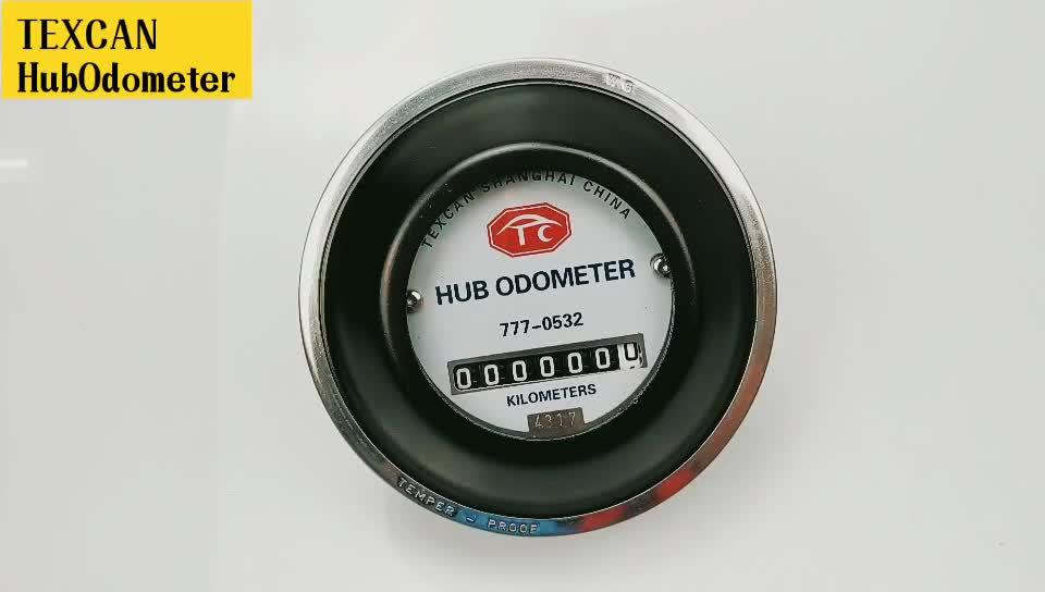 0539 TEXCAN Trailer Hubodometer