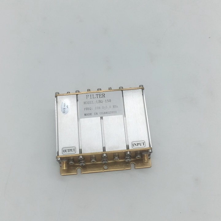VHF Filter 136-174MHz Bandpass Filter or Preselector with Surface Conductive Oxidation