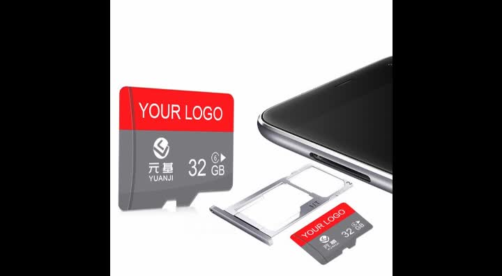 Promotional support extend tf card up to 128gb wholesale memory