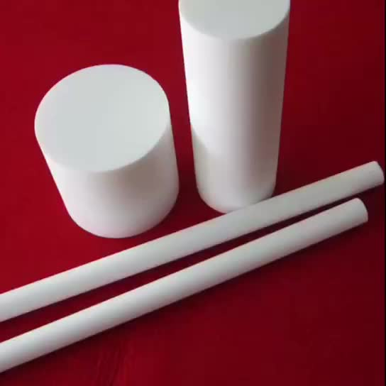 Low Thermal Conductivity machinable glass ceramic shaft