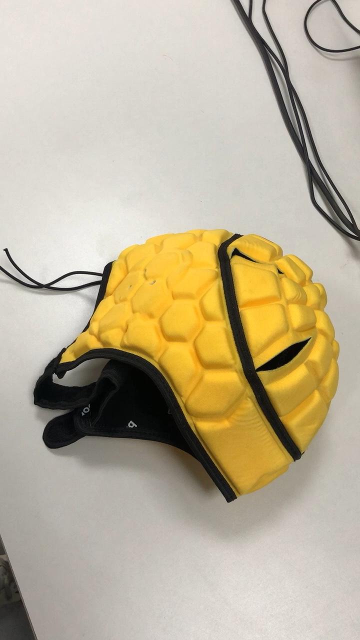 Soft Padded Helmet 류 보호 Football 스포츠 럭비