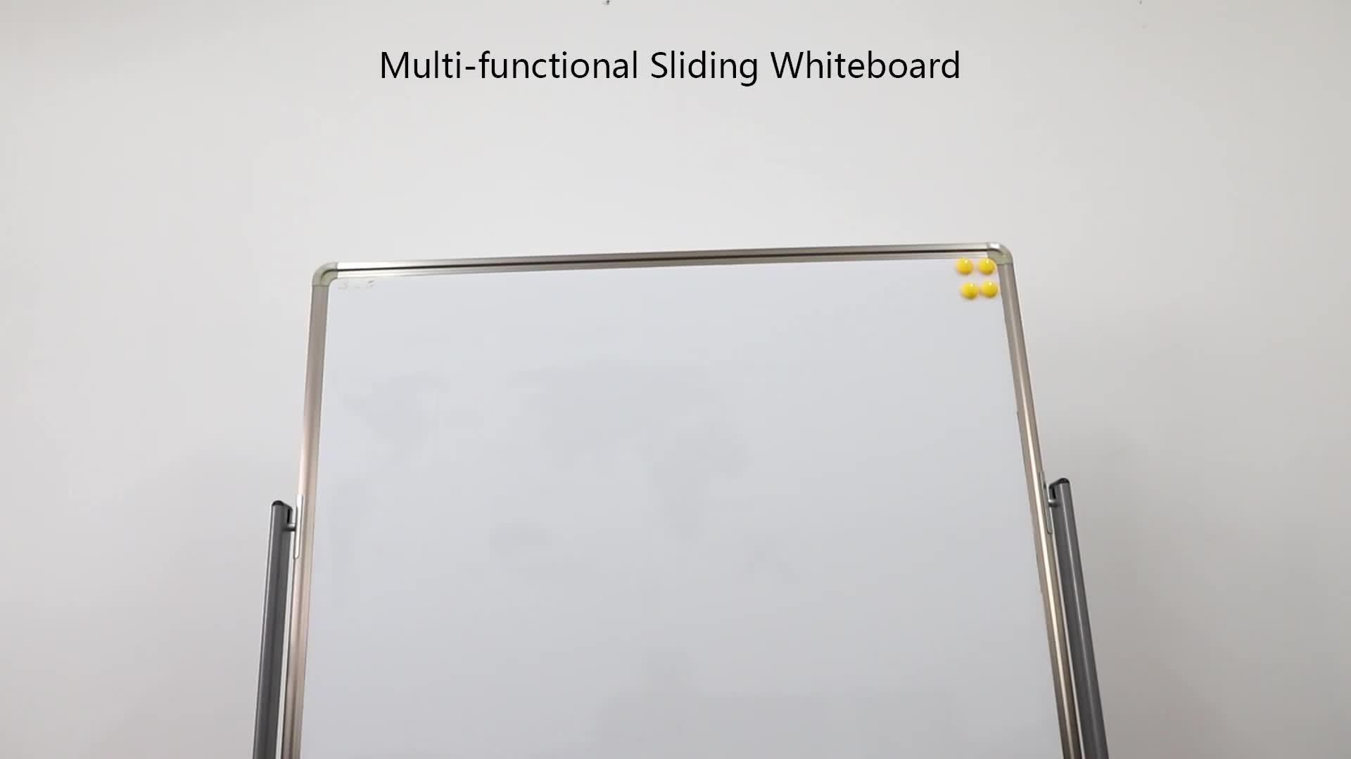 Enamel panel whiteboard for school/office writing