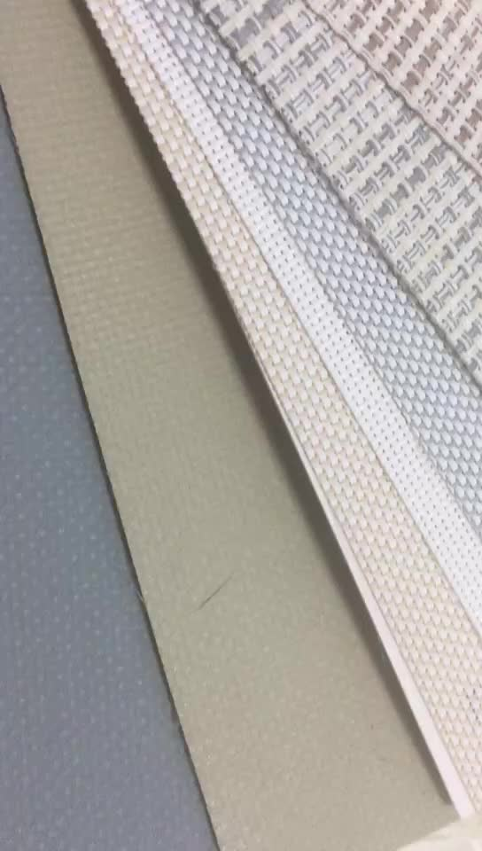 5% 10% Openness Solar Screen Fabrics For Window Blinds