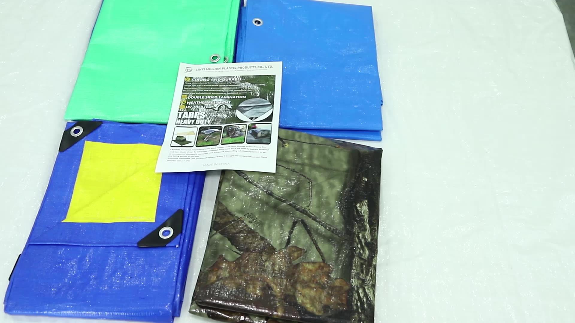 Chine fournisseur UV bois traité wrap imprimé personnalisé bâches