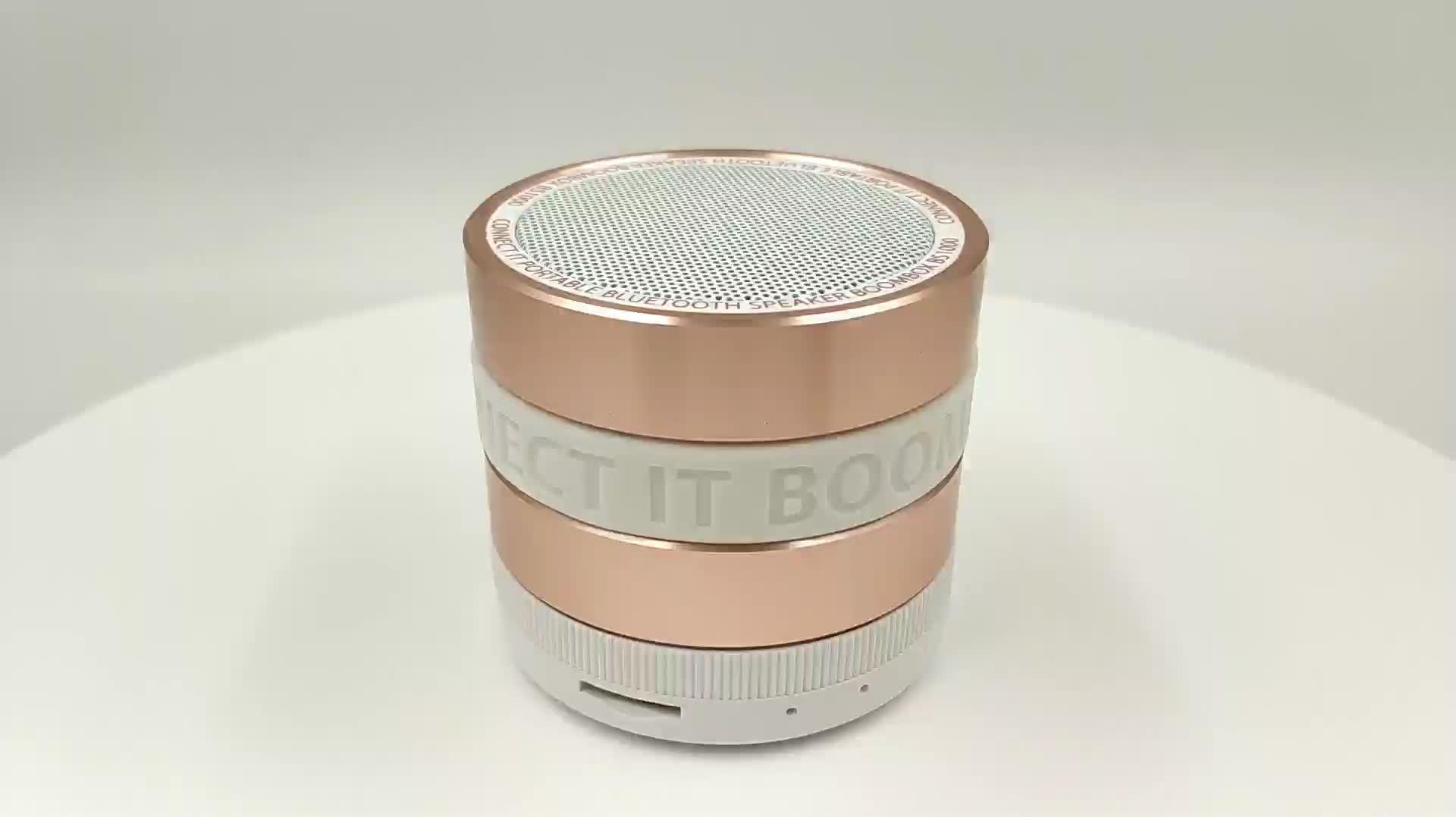 Speakers Wireless Very 2017 Best Klinke Logo Bluetooth Speaker Akku For Mobile With Usb/sd