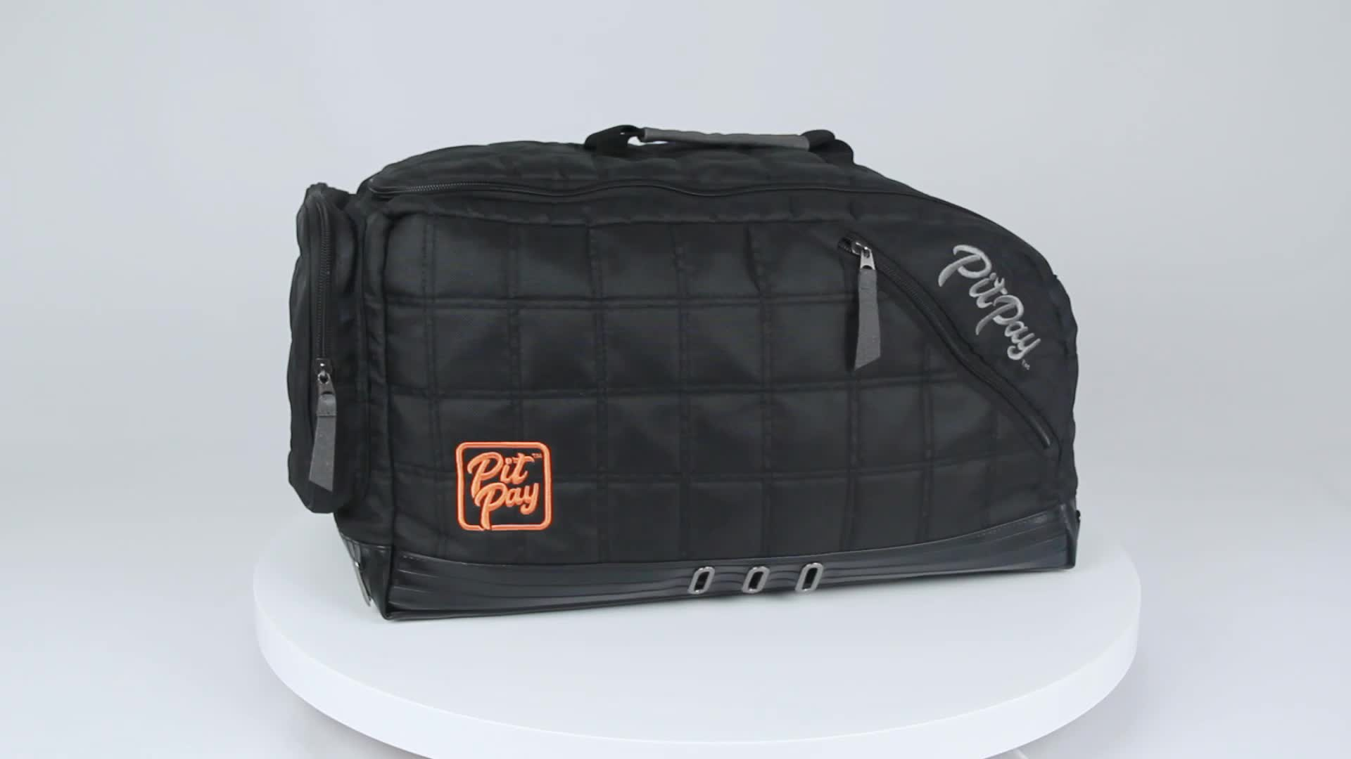 Quilting 600d Polyester Motorcycle Helmet Bag For Sports