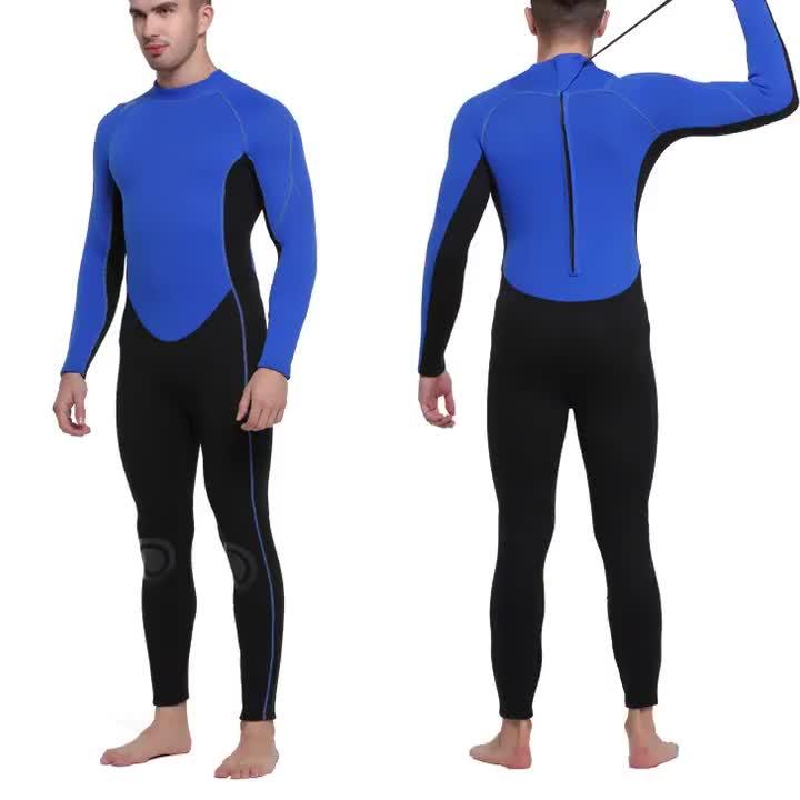 Neue OEM Tauchen Anzug Für Männer 3mm Neopren Wetsuit