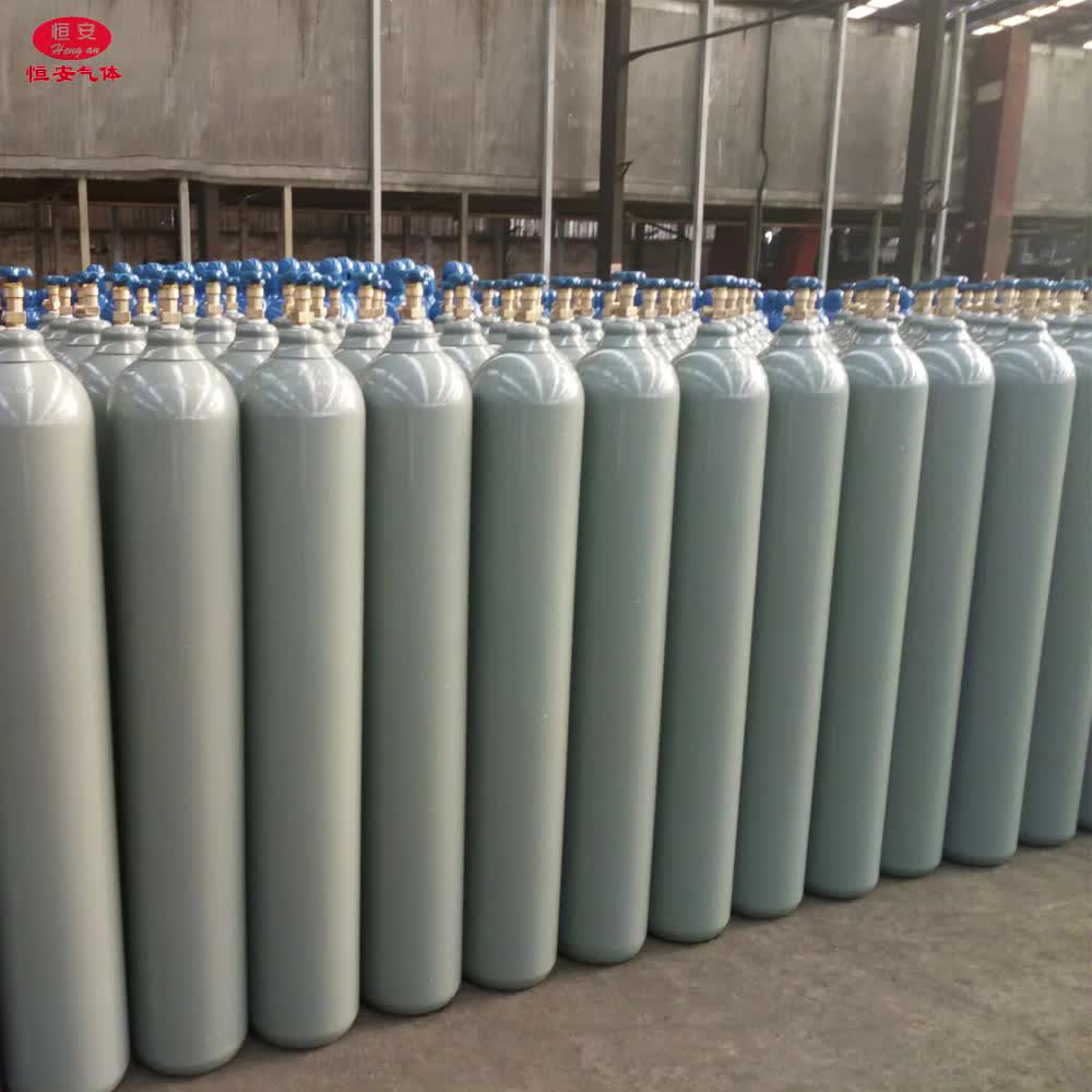 Wholesale Specialty Prices 50L Ar Gas Cylinder Fill 99.999% Pure Argon Gas