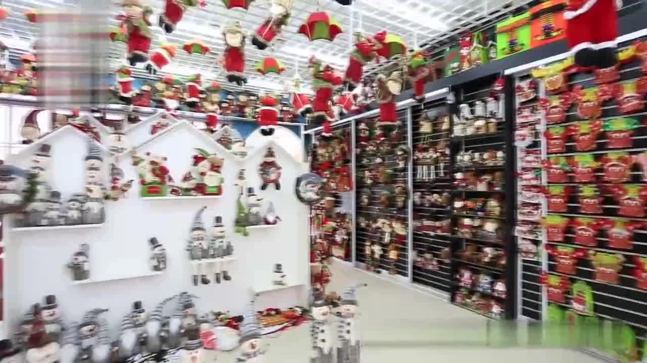 17 インチぶら下げ装飾素敵な刺繍クリスマスストッキング在庫