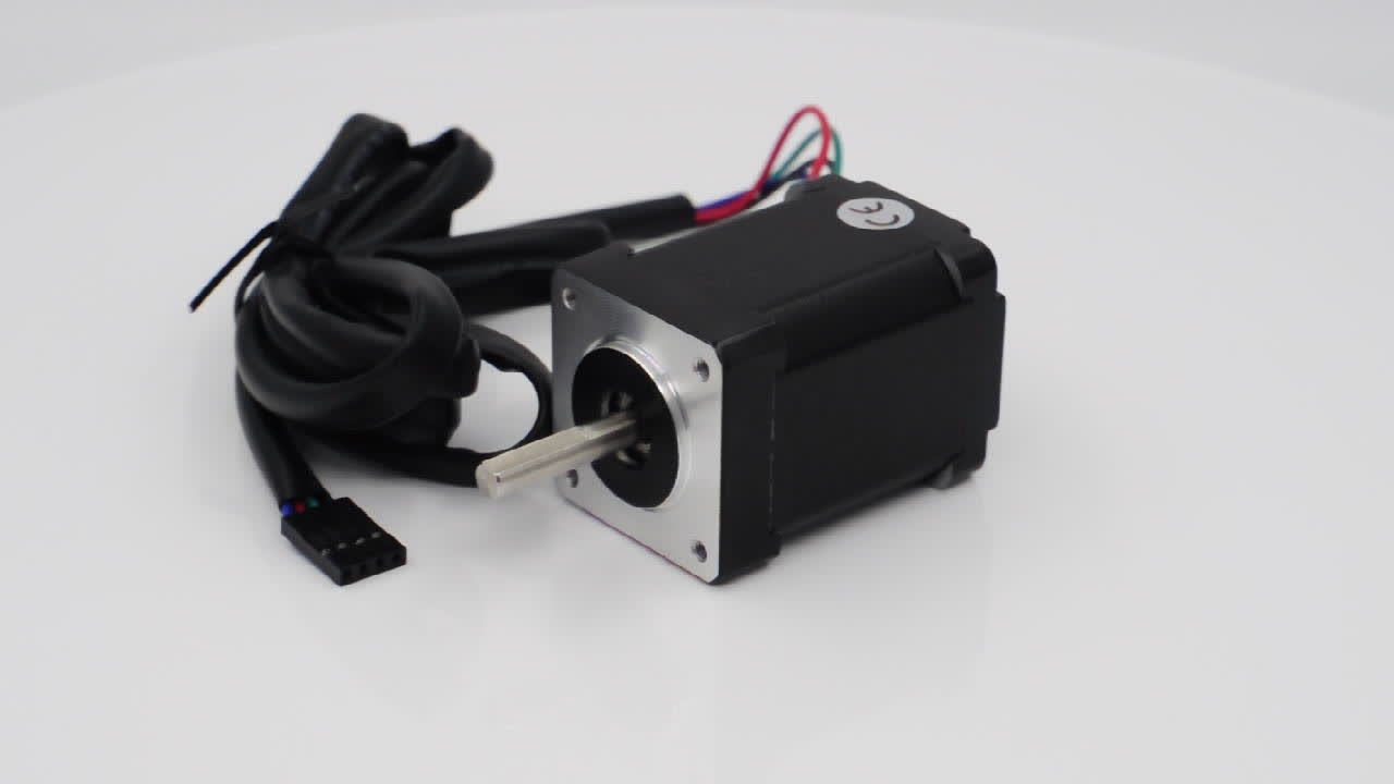 40Ncm High Torque Nema 14 Stepper Motor 1.5A Single Shaft, wholesale