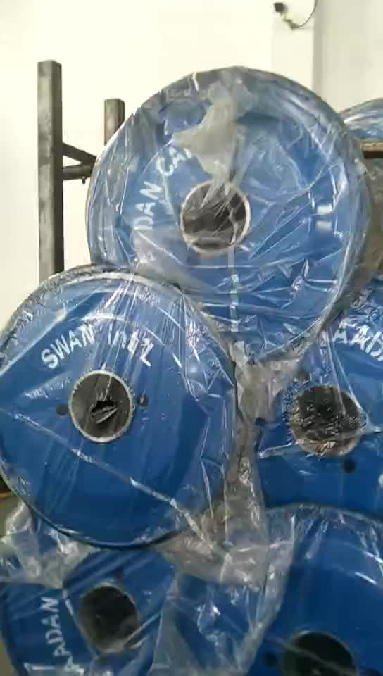 OEM retractable cable reel 100m cable reel