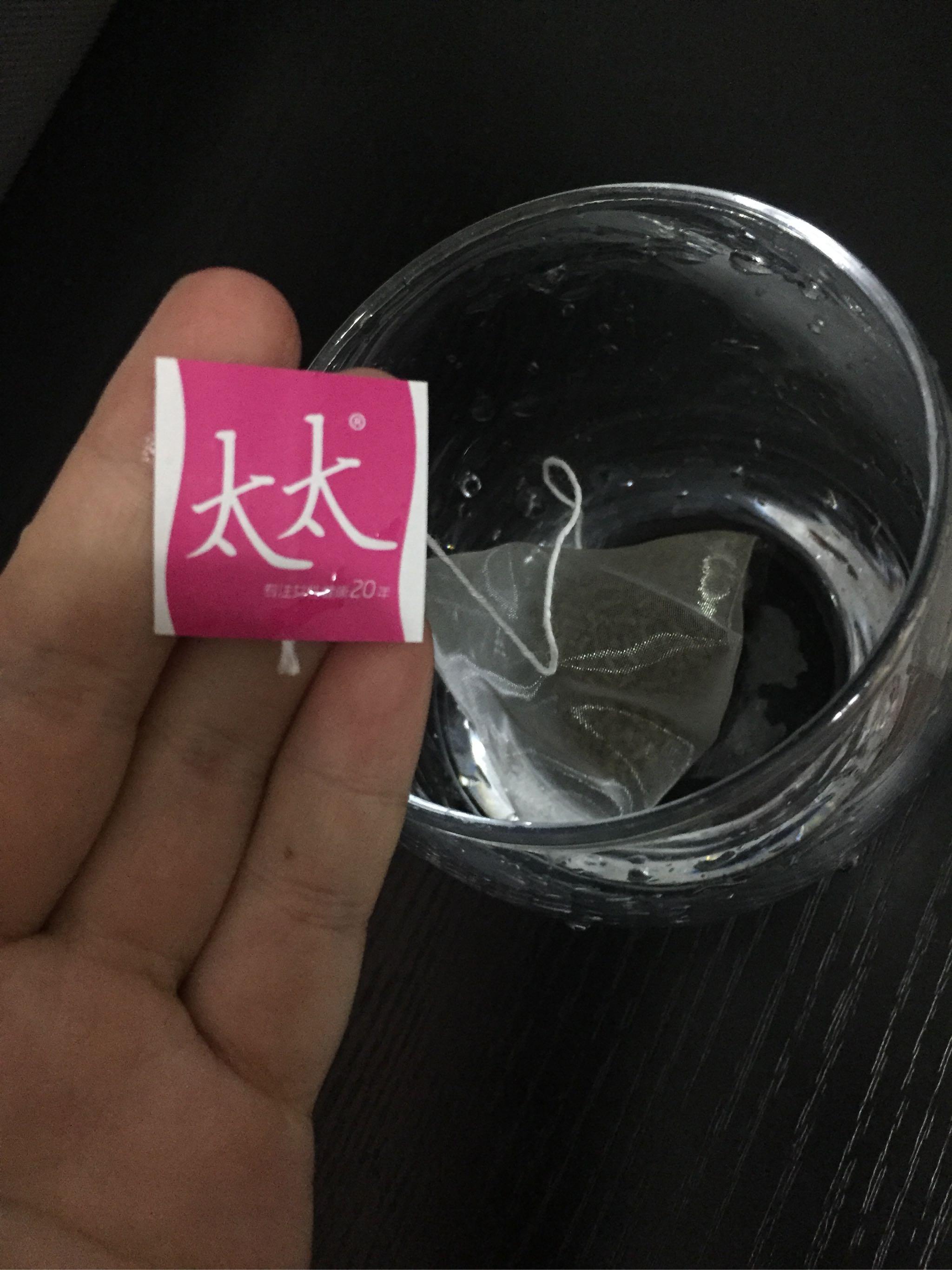 太太秀秀减肥茶体验——纯草本配方,安全放心