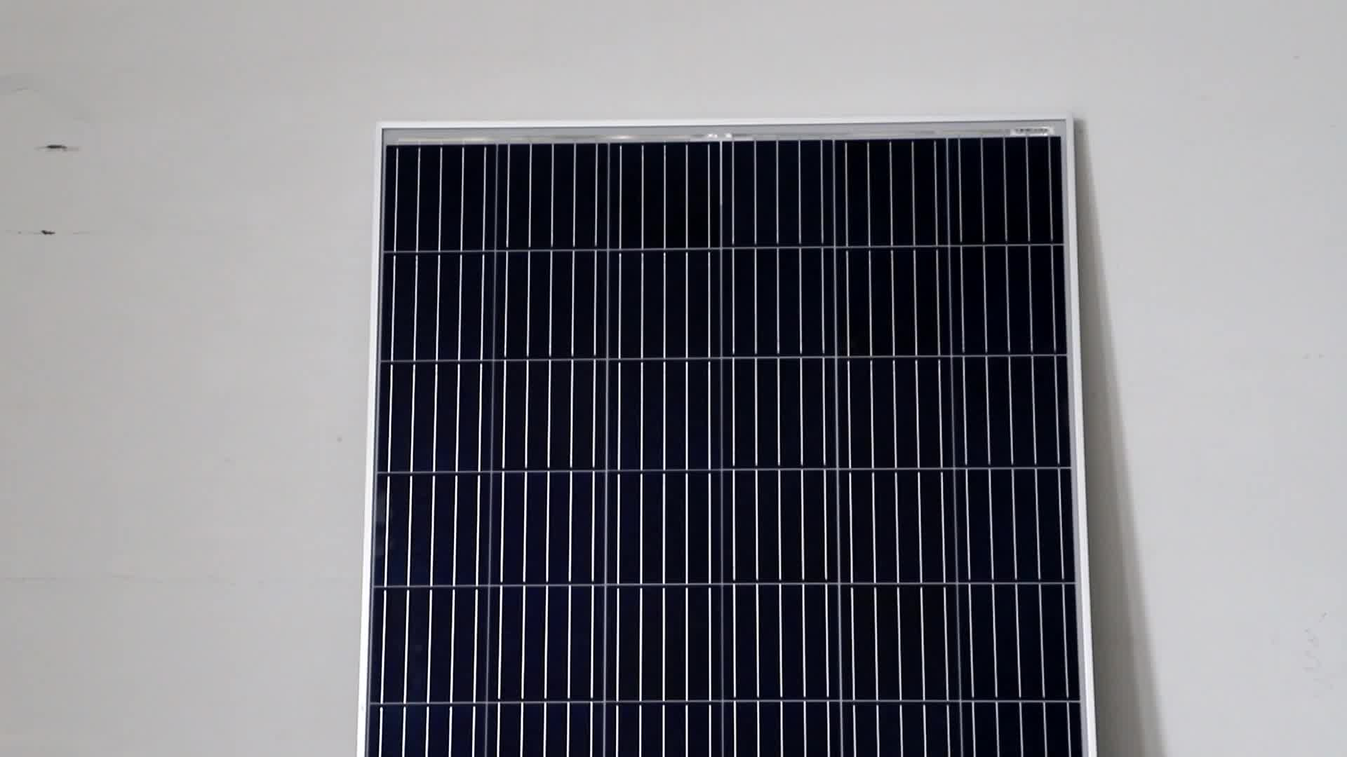 TUV CE Certificates Manufacturer Polycrystalline Solar Panel 270W solar panel