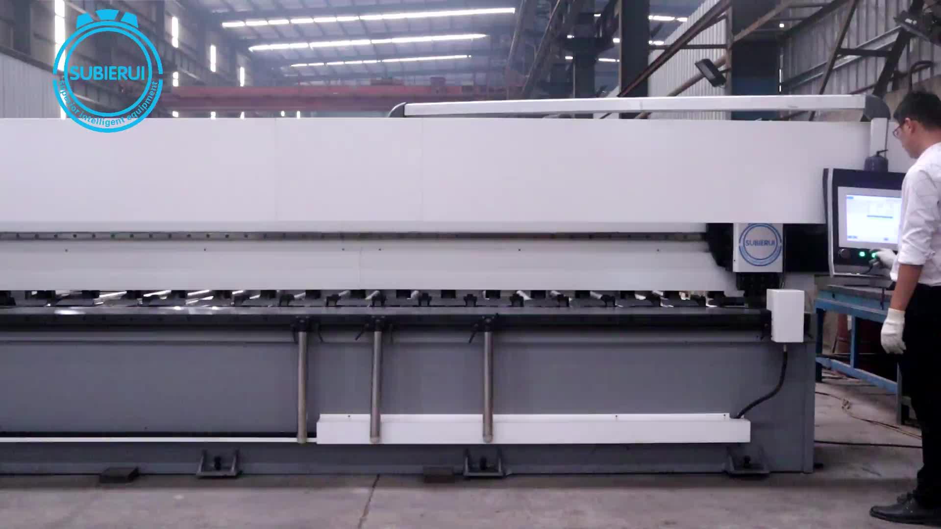 Verticale Roestvrijstalen Plaat Cnc V Groovende Snijmachine Andere Metalen & Metallurgie Machines Met Fabriek Mooie Prijs