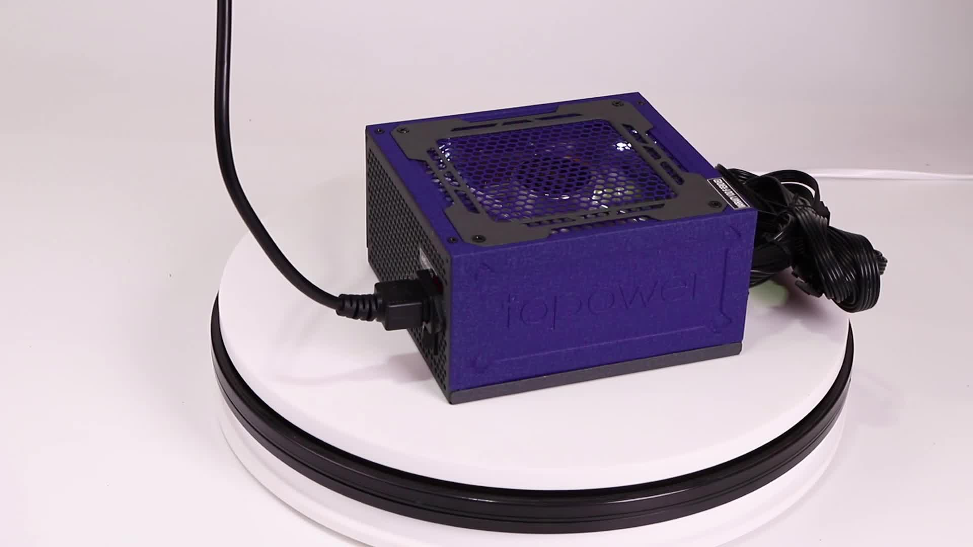 1600W 80 בתוספת זהב מחשב ספק כוח apfc מודולרי כוח אספקת לשולחן עבודה