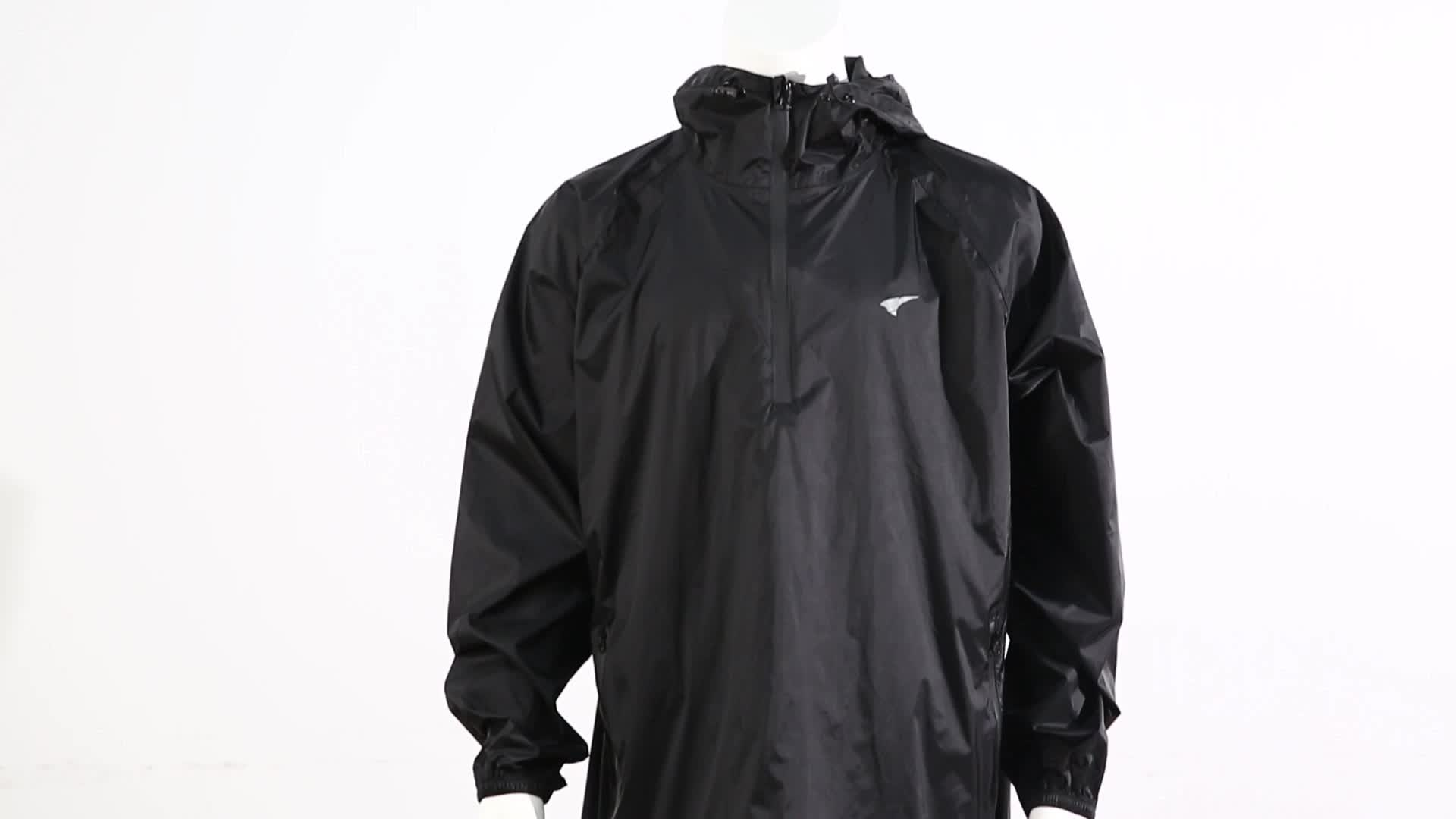 Waterproof Windstopper Coat Wholesale Manufacturer Mens Windbreaker Jacket