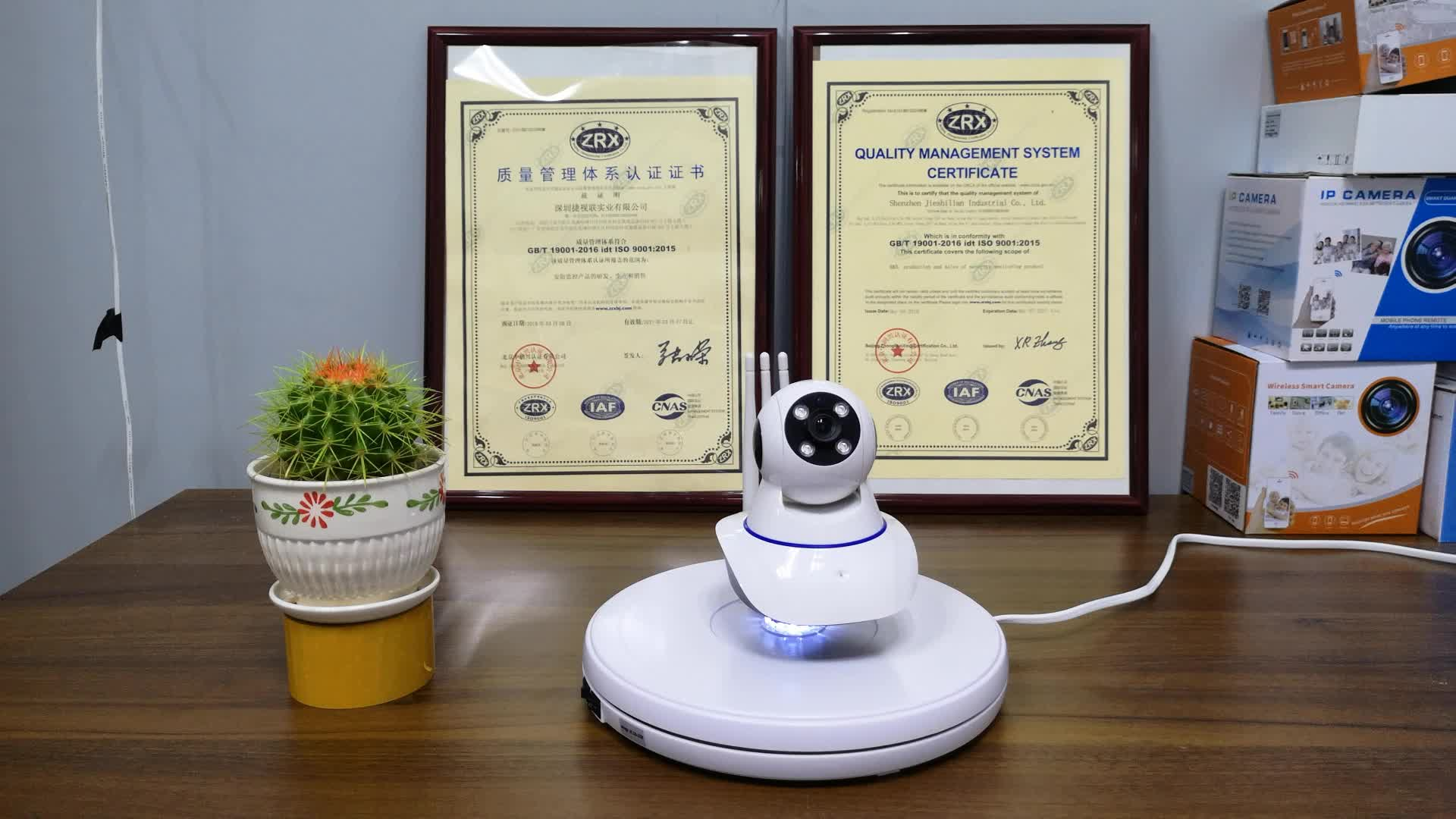 Home Security  cctv wireless camera megapixel indoor Surveillance system