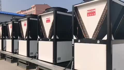 cooling water chiller for building or hotel