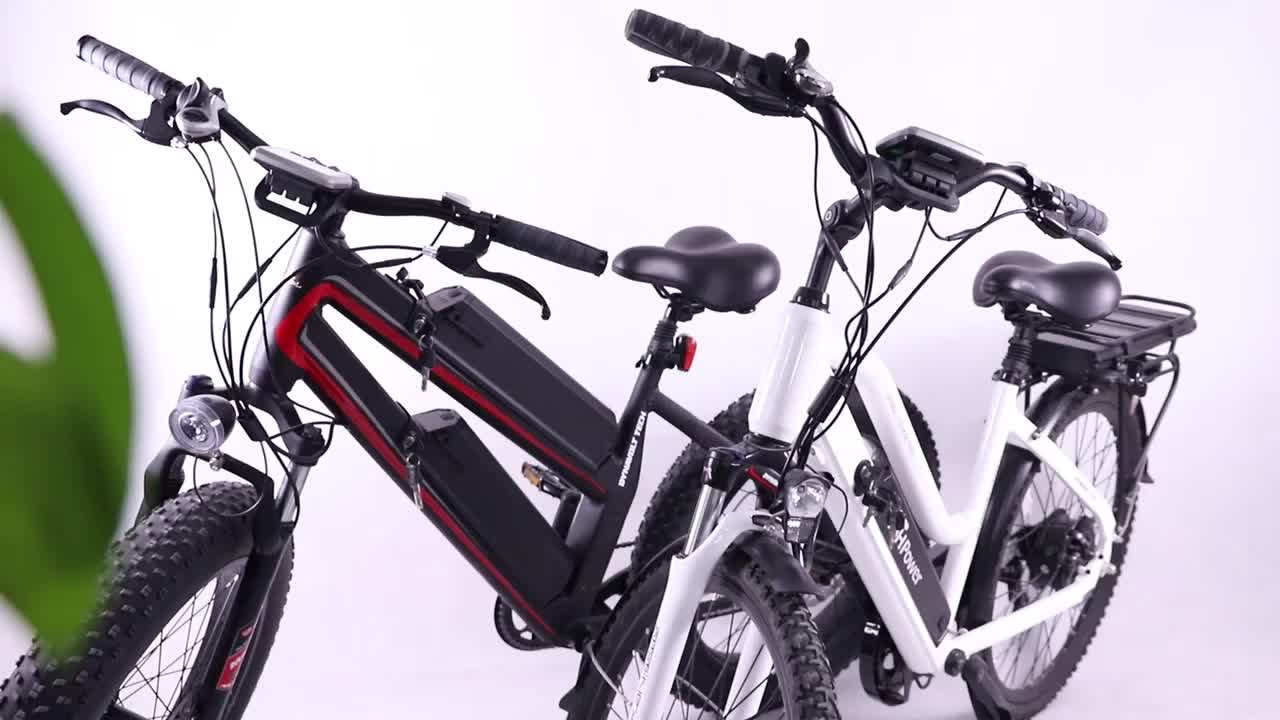hot sale 48v 500w fat tire electric bicycle cheap electric fat bike
