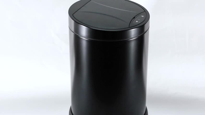 Eco-Friendly 12 liters Innovative infrared smart trash can for office