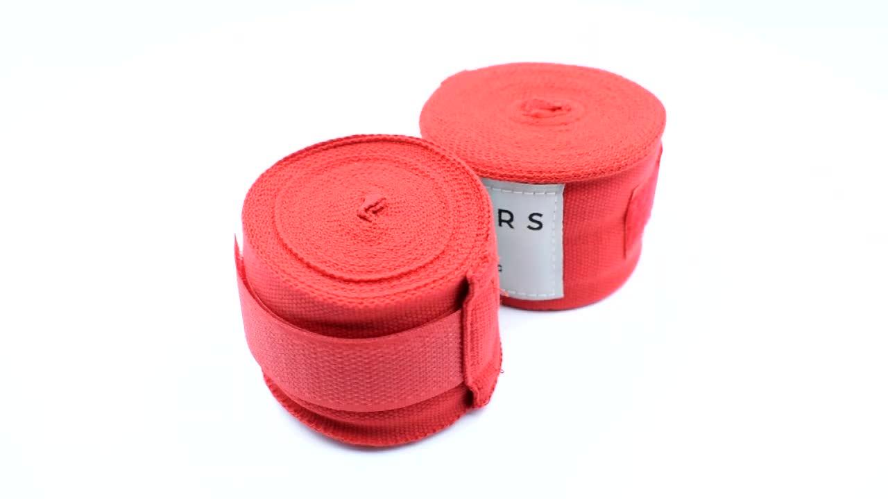 Vente chaude Camouflage Coloré Hommes Femmes Bandages de Boxe Sangle Gants De Boxe Unisexe Main Enveloppes De Protection Enveloppes de Main De Boxe Personnalisées
