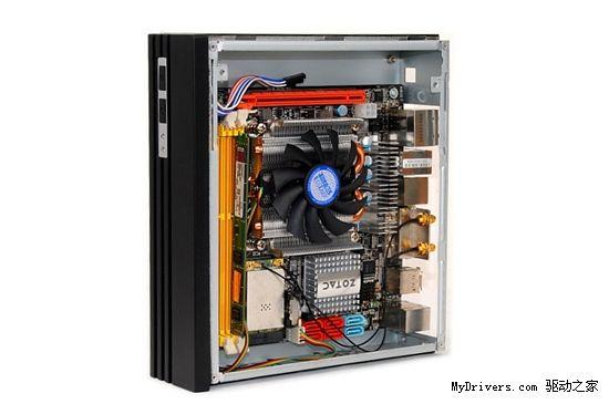 全球最薄CPU散热器!超频三刀锋装机实测