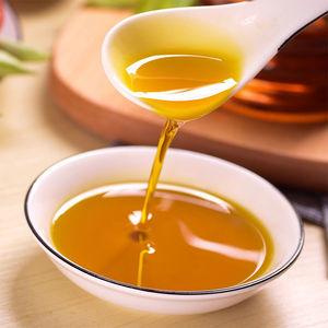 【100%纯花生油】山东一级压榨花生油5斤10斤农家自榨食用油