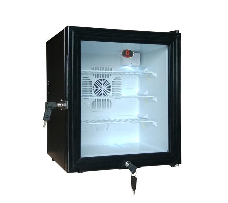 candor/凯得40L学校幼儿园食品留样柜v学校冷藏箱冰箱酒店带单双锁