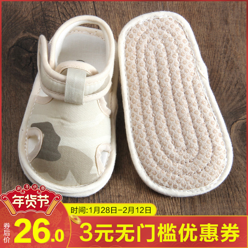 Baby shoes soft bottom men and women baby toddler shoes spring and autumn 6- 12 fcb930d8d