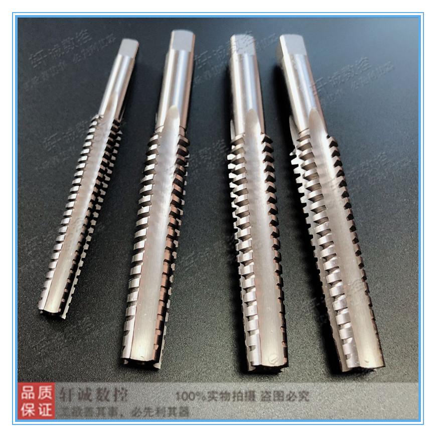 T型螺纹机用丝锥 梯型丝攻 TR10 12 14X2X3 16 18 20X3X4 22 24X5