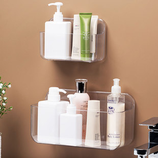 Bathroom rack hanger bathroom wash hands free of holes