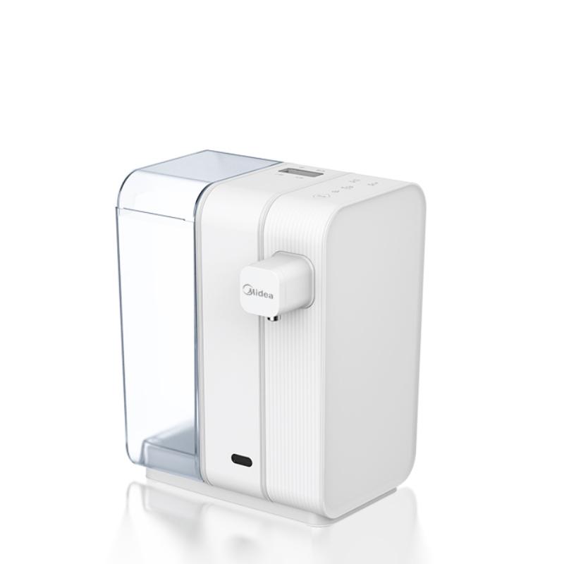 美的凉白开即热即饮式电热水壶保温烧水壶全自动家用智能电热水瓶