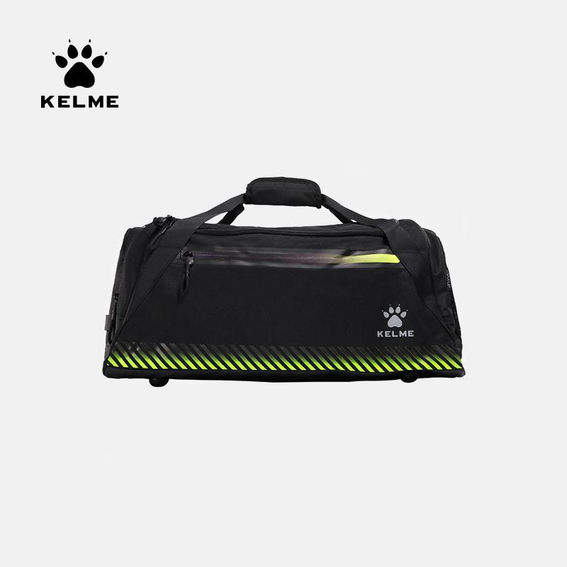 Túi đeo vai thể thao bóng đá KELME Calmei rèn luyện thể lực sức chứa lớn với kho giày túi xách đeo vai đơn 9876005 - Túi tin nhắn / túi xách tay / Swagger túi