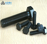 Grade 8.8 high-strength hexagonal bolt black carbon steel extension screw M20*20-30-35-60-150mm
