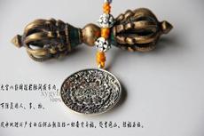 Тибетский сувенир из бронзы Tibetan Buddhism