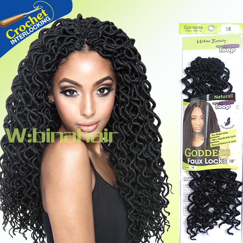 Usd 987 African Dirty Braid Black Wig Female Faux Lochs Crochet