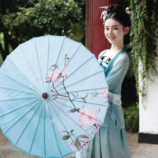 Free shipping Printed silk umbrella dance umbrella umbrella umbrella classical dress catwalk ceiling decoration props umbrella umbrella pictures
