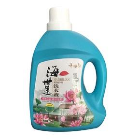 天然无荧光剂手洗机洗清香味洗衣液6斤装
