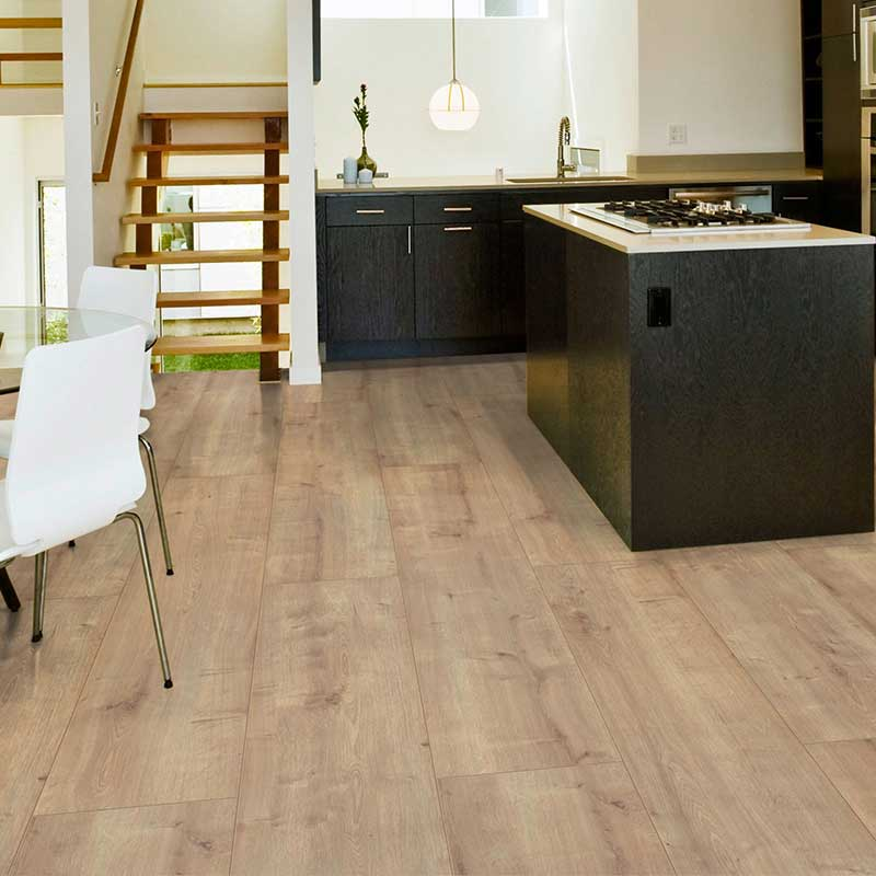 Germany imported wear-resistant environmentally reinforced composite flooring 12mm oak geothermal geothermal heating household wear-resistant