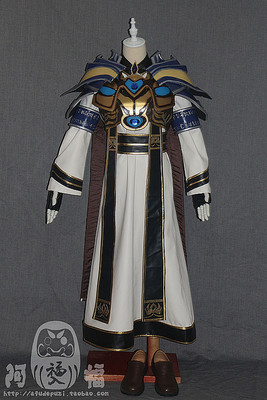 taobao agent 【Afu】World of Warcraft Heroes of the Storm Chromie /cos cosplay