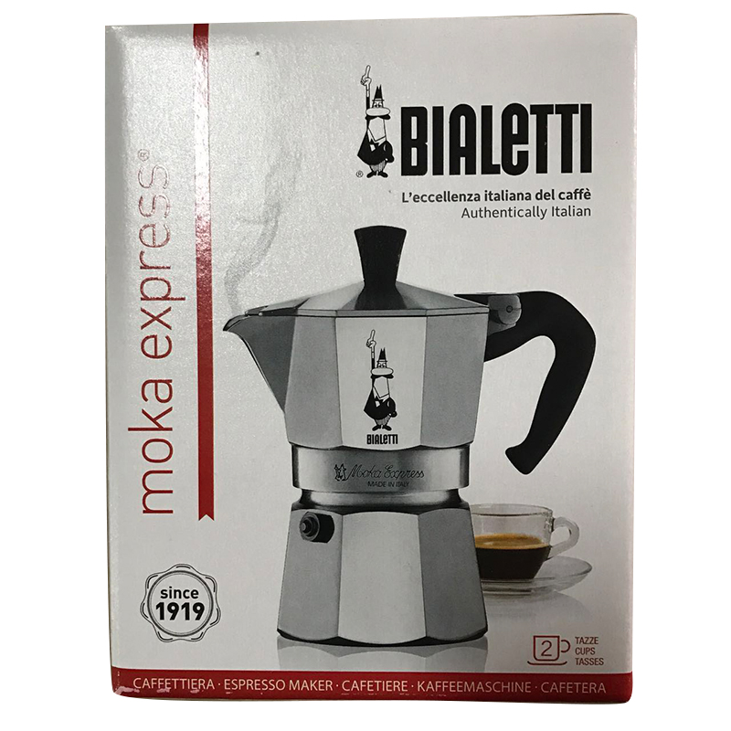 USD 6996 Genuine Italian BIALETTI Than The Classic Loti MOKA