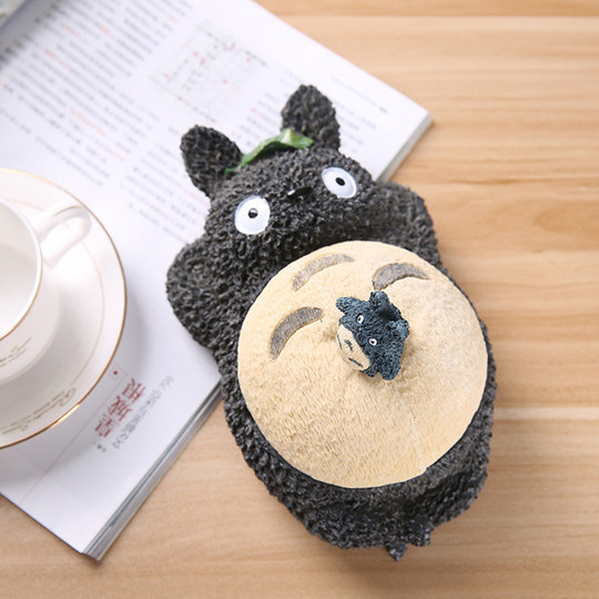 Ashtray with lid creative living room personality cute trend household ashtray ins fashion Nordic wind anti-fly ash