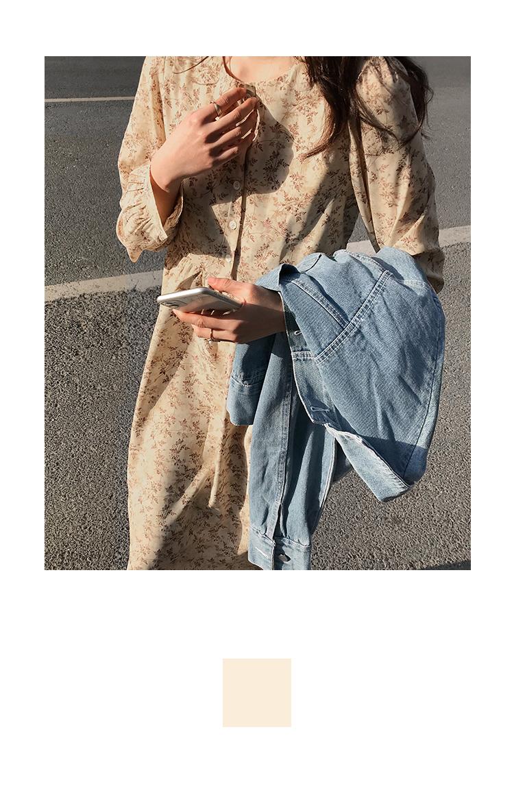 金大班春季新款美式小个子工装宽鬆水洗蓝牛仔短款外套女忽雨详细照片