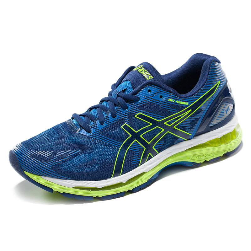 official photos 8059a 31b39 ASICS Yaseshi GEL-NIMBUS19 (4E) wide-running shoes running ...