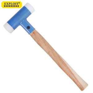 开拓无弹性尼龙纤维安装锤 拍卖锤 地板锤 地砖锤 检测锤05...
